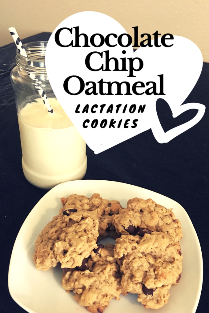 chocolate chip, lactation cookies