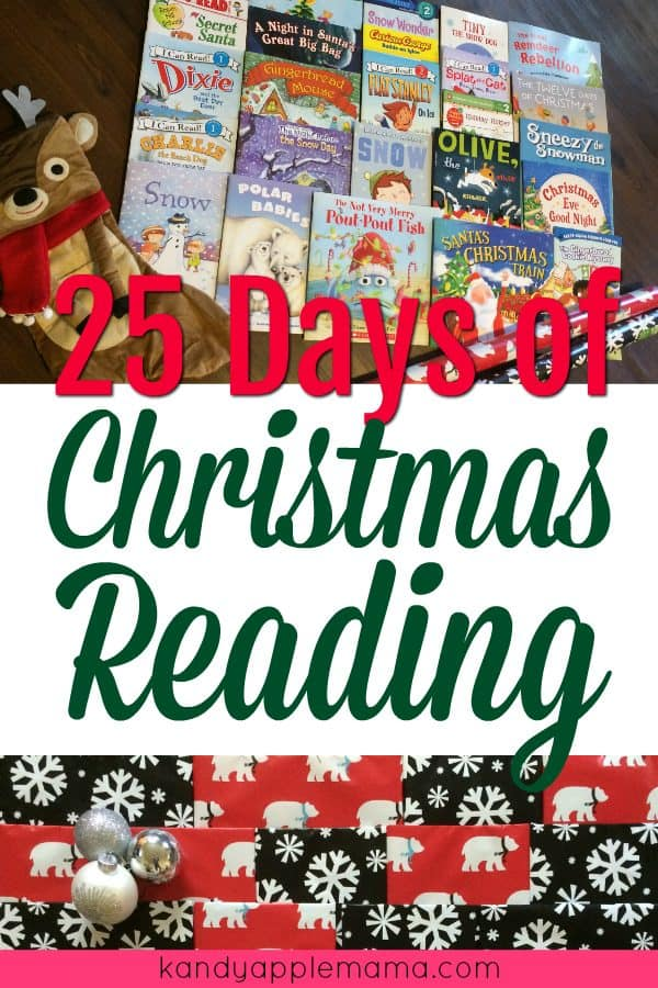 25 Days of Christmas Reading