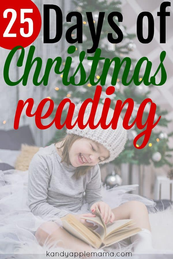 25 Days of Christmas Reading - My Favorite Christmas Tradition Advent Calendar