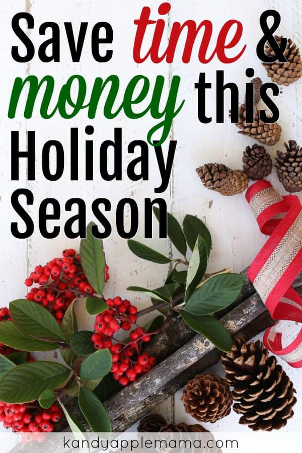 Save Time and Money This Holiday Season