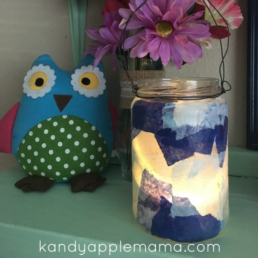 DIY Night Light Lanterns