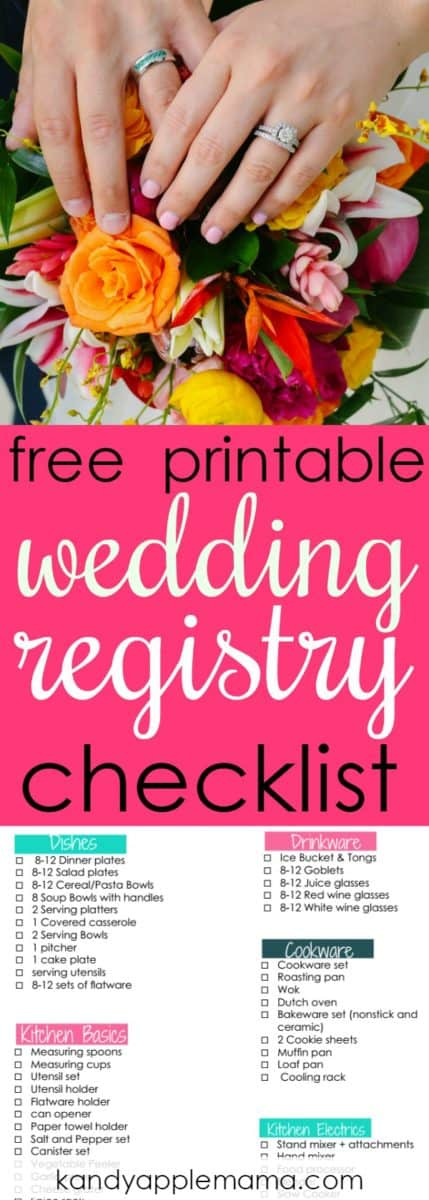 Amazon Wedding Registry | Wedding Registry Checklist | What do I really Need? | Kitchen Necessities | Home Necessities | After the Wedding