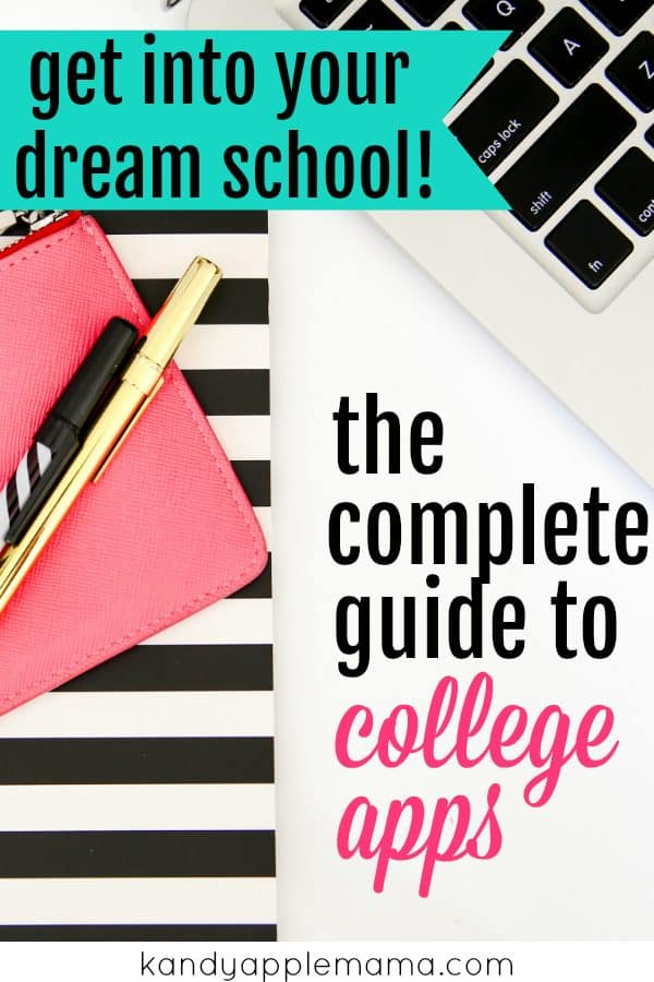 Complete Guide to College Applications