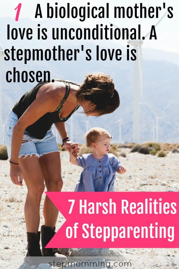 The Harsh Realities of Stepparenting