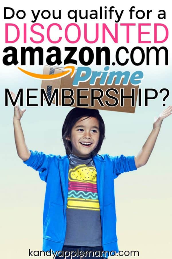 Discounted Amazon Prime Membership