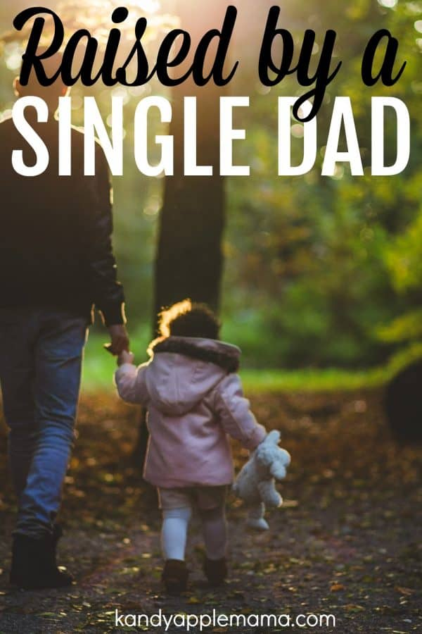 Raised by a single dad: Jenn's story