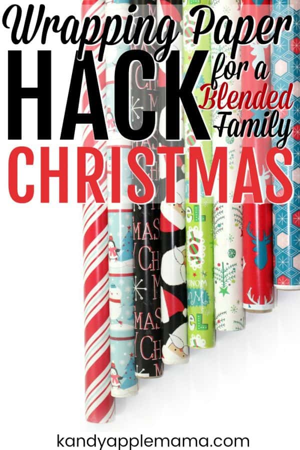 Wrapping paper hack: How to keep track of which presents go where