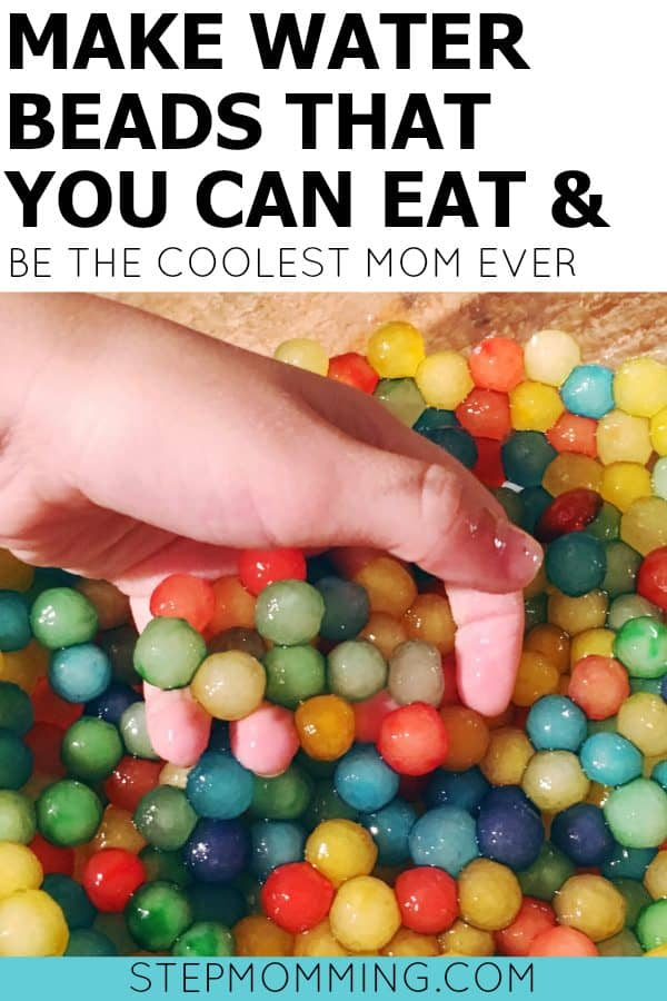 Make Water Beads That You can Eat and Be the Coolest Mom Ever   Edible Orbeez   DIY Orbeez   Make Your Own Orbeez   How to Make Colorful Edible Orbeez for your Kids   Kids Activities   Fun For Kids   Kids Summer Activity