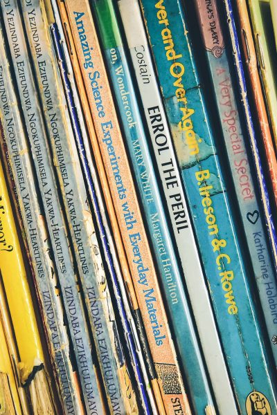 How to Raise a Reader – with FREE Books!