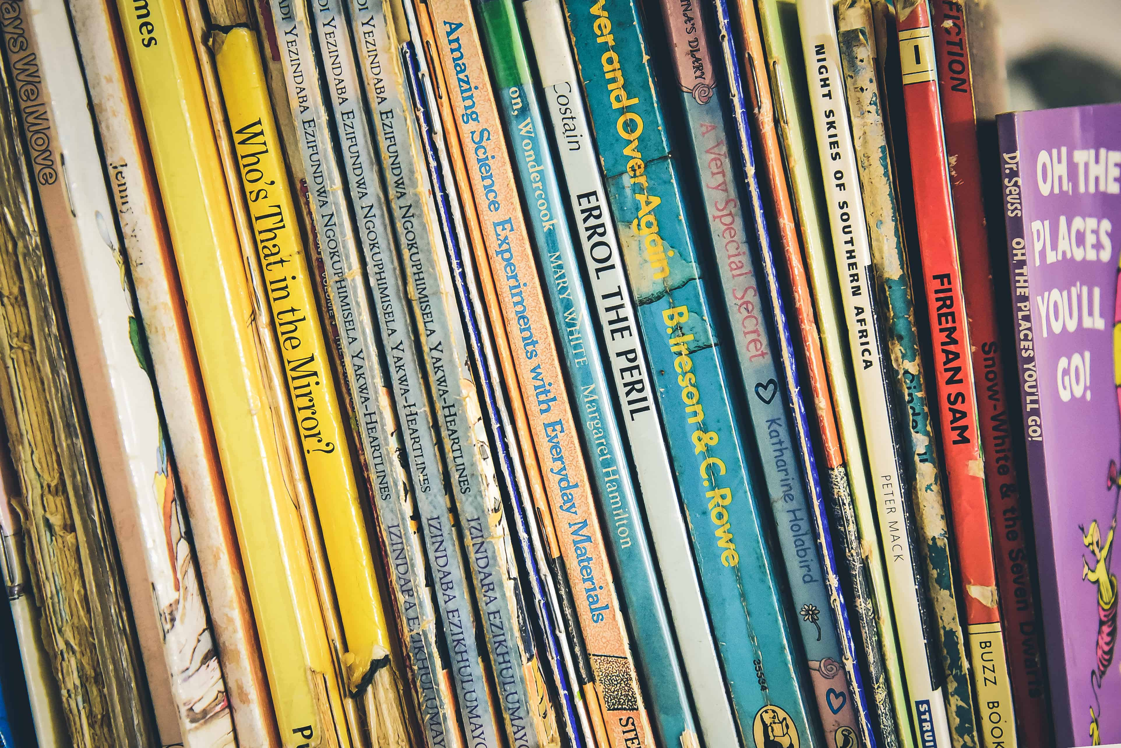How to Raise a Reader + the Importance of Reading