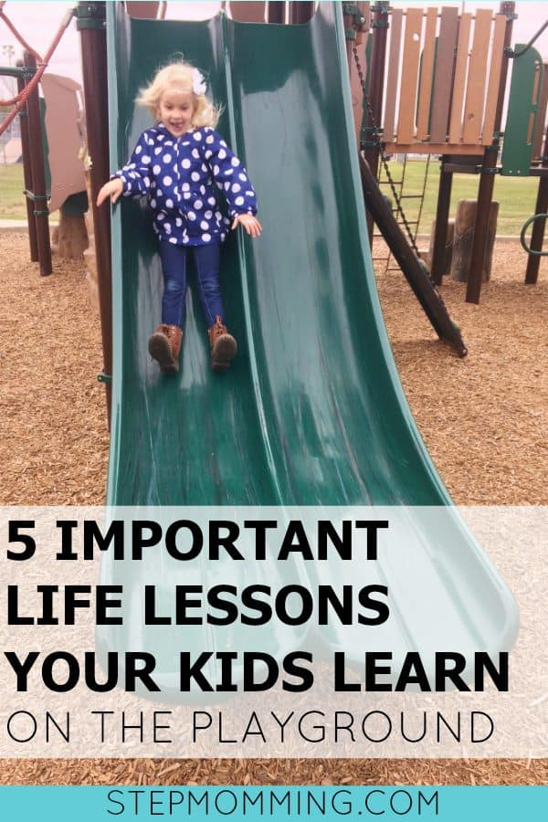 5 Important Life Lessons Your Kids Learn on the Playground | How to Raise Smart and Independent Children | Playground Lessons | Learning through Play