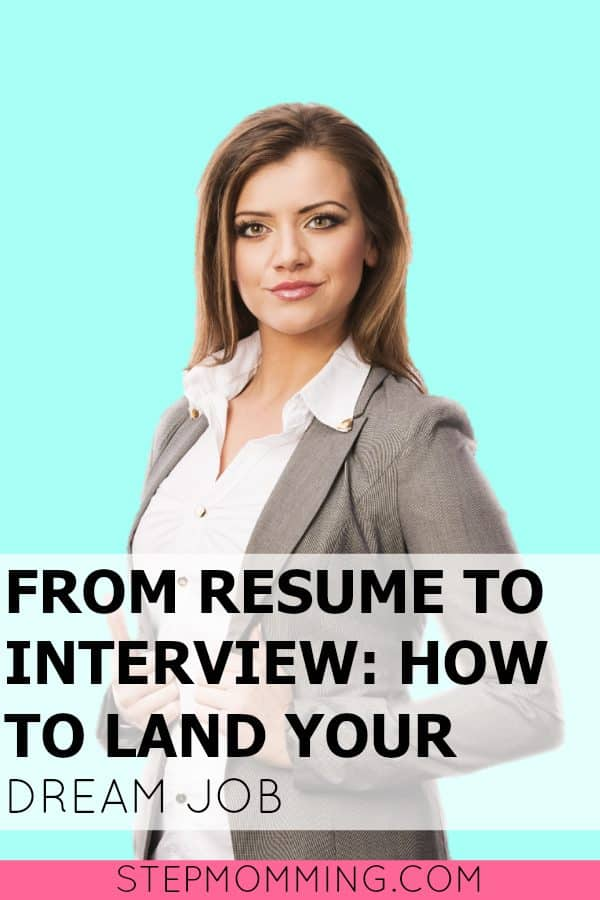 The Complete Guide to Acing the Interview and Landing Your Dream Job | From Resume to Interview, How to Land Your Dream Job | Job Interview | Professional Job Interview | Free Resume Template | What to Wear to an Interview | How to get the Job of your Dreams