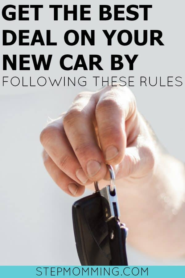 Get the Best Deal on Your New Car by Following These Rules | How to Buy a Car | Save Money when You Buy a New Car |