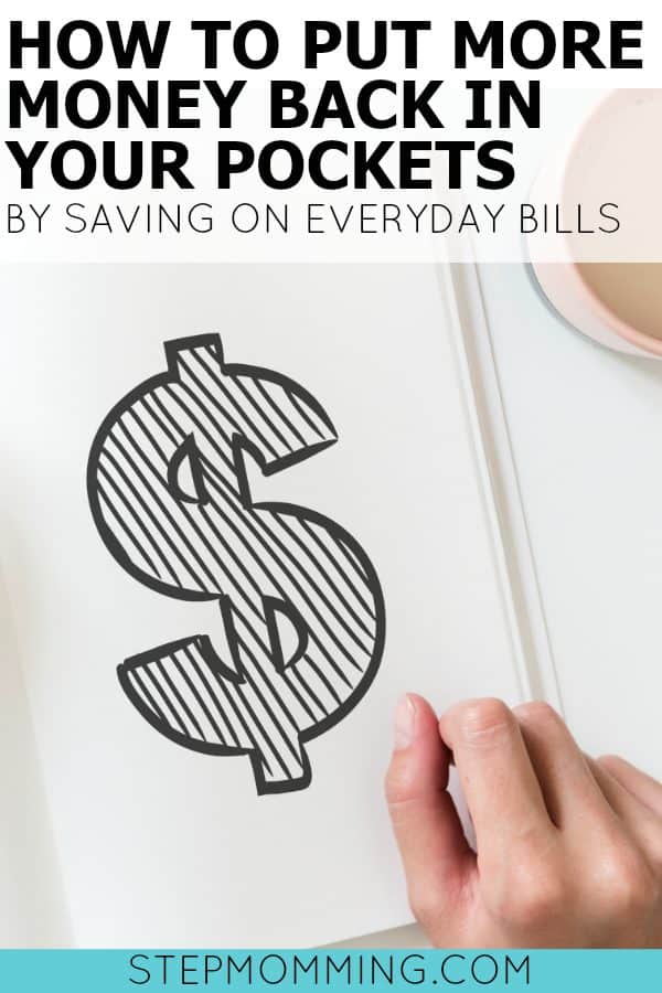 How to Put More Money Back in your Pockets by Saving on Everyday Bills | Stop Living Paycheck to Paycheck by Saving Money on Everyday Bills | Cut Cable and Save | Save on Electricity | Save on Gas | No Spend Days | How to Save Money Everyday