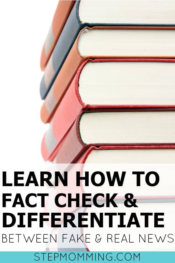 Learn How to Fact Check and Differentiate Between Fake and Real News | Don't Believe Everything You Hear | Things to Know When You Grow Up | How to Check Bias | How to Validate Information