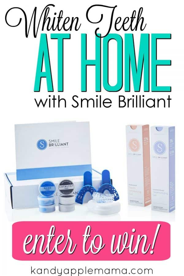 Whiten Your Teeth at Home - for FREE! Win a $75 gift card!