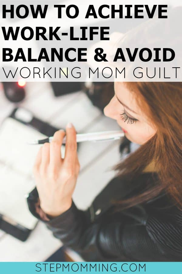 How to Achieve Work Life Balance and Avoid Working Mom Guilt | Multitasking and Getting Stuff Done | How to Balance Work and Home | Working Mom Guilt Hack | Productivity and Efficiency | Work Smarter Not Harder