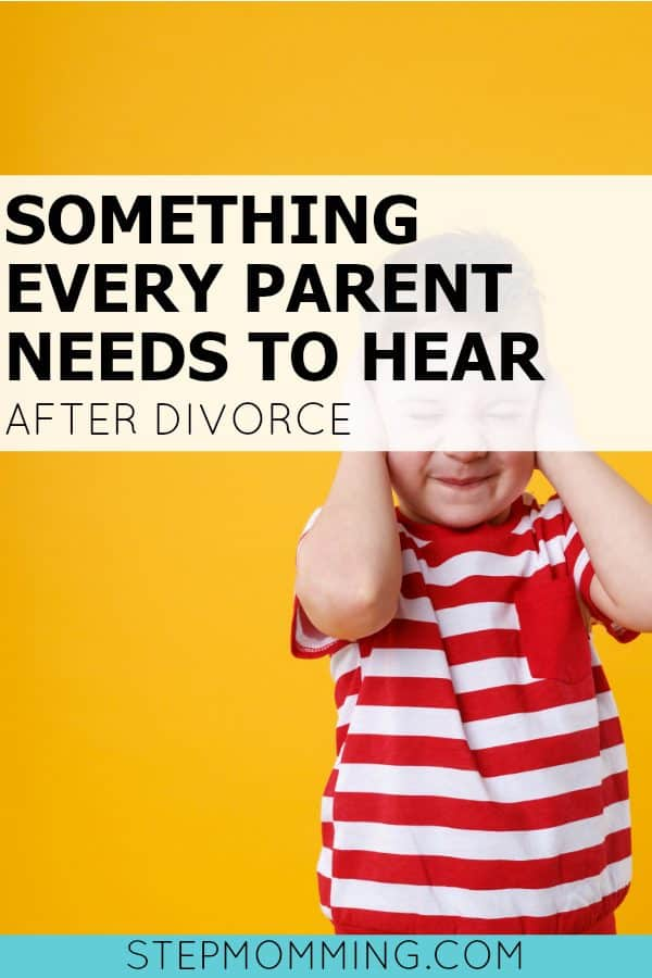 Something Every Parent Needs to Hear After Divorce | Life After Divorce with Kids | Divorce and Kids | Co-Parenting | Shared Parenting