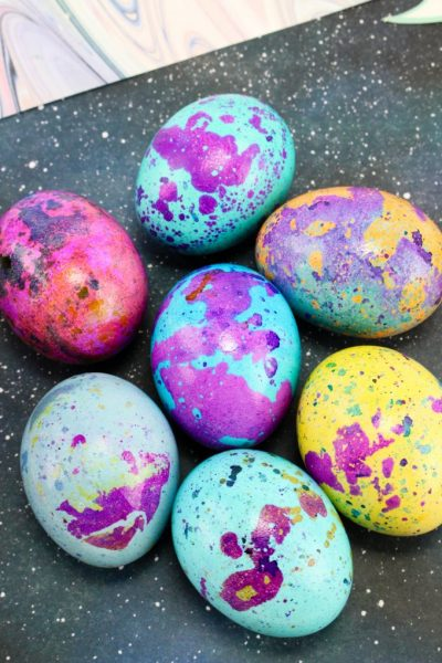 Fun and Creative Ways to Decorate Easter Eggs - Stepmomming Blog