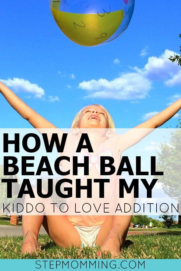 How a Beach Ball Taught my Kiddo to Love Addition | Fun Math Game for Elementary Students | 1st Grade Math Game | 1st Grade Homeschooling Game | Fun Math Game | Fun Addition Game | Beach Ball Madness