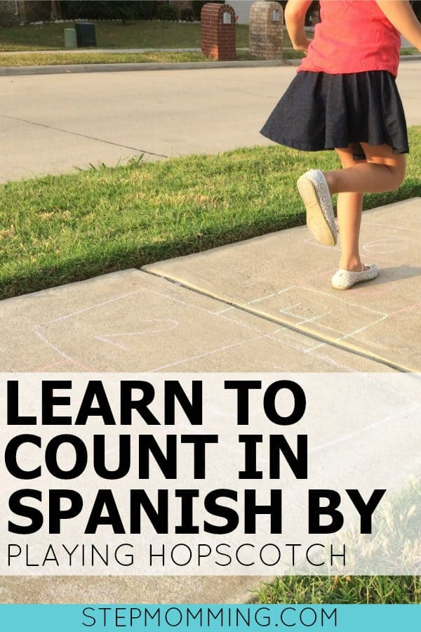 Learn How to Count in Spanish   Teaching Kids Spanish   Fun Spanish Games   Homeschooling Foreign Language Games   Homeschooling Spanish Activities