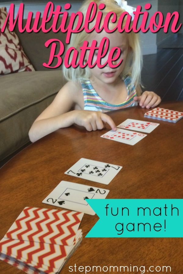 Educational Game | Math Game | Multiplication Game | Learn Multiplication | Multiplication Battle | Beyond the Classroom | Homeschooling | Learn Math