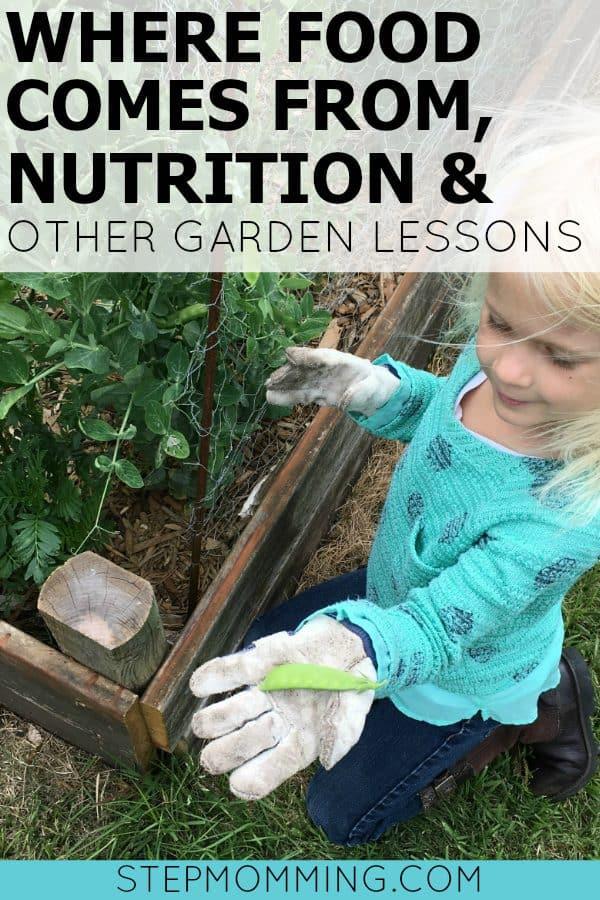 Teaching Kids How to Garden | Creative Ways to Get Kids Outside | How to Garden | Kids and Gardening