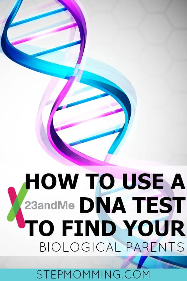 How to Use a 23andme DNA Test to find your biological parents | How my husband found the father who never knew he existed with 23andme | DNA Test Crazy Stories | Why I choose 23andme | 23andme review