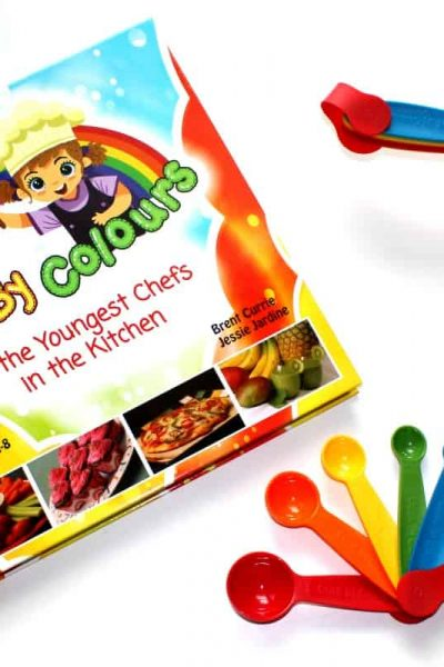 Cook by Colours: The Fun & Easy Way to Get Littles in the Kitchen