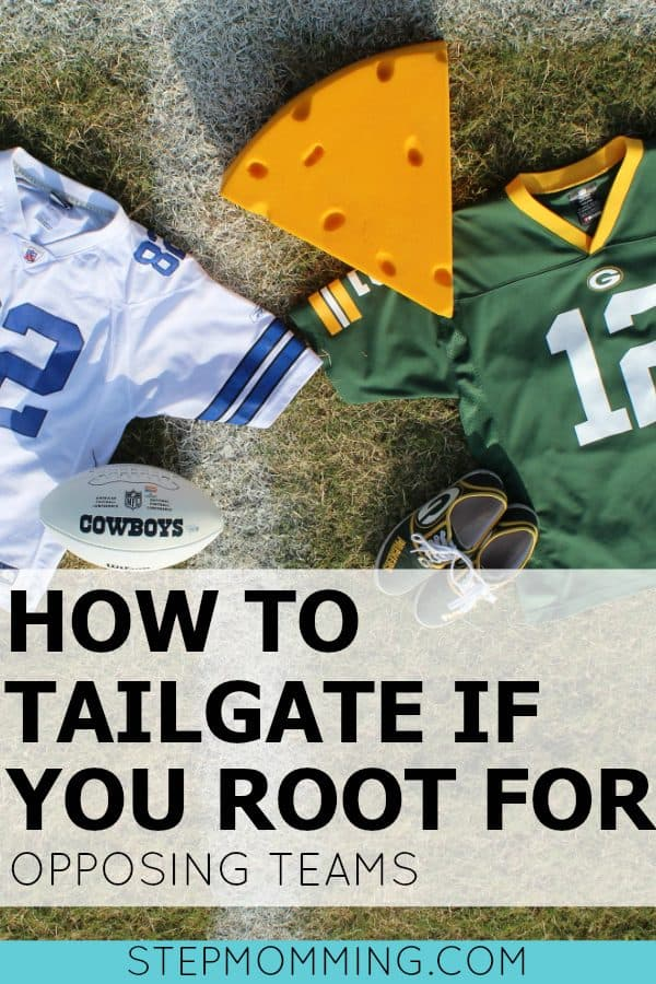 How to Tailgate if You Root for Opposing Teams | Throwing the Greatest Tailgate for a House Divided | Look Beyond Tailgate | How to Tailgate if You're a House Divided | House Divided Tailgate | What to Pack for a Tailgate | How to Tailgate for a Football Team
