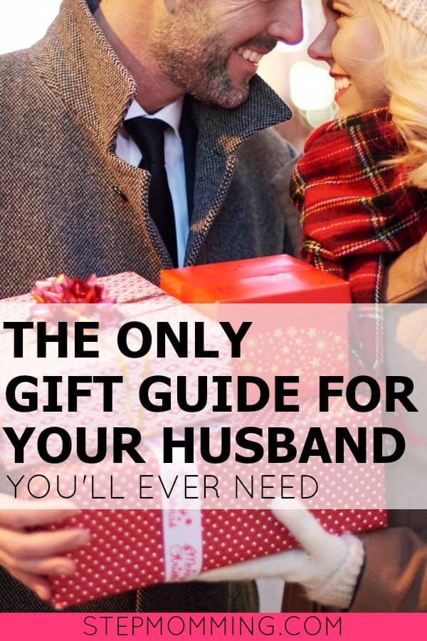 The Only Gift Guide For Your Husband You'll Ever Need | 50 Gift Ideas that Speak Your Partner's Love Language | Love Language Gift Ideas | Gifts for your Husband | Husband Gift Ideas | Thoughtful Gift Ideas | How to Choose a Thoughtful Gift | How to Choose the Perfect Gift | Gift Ideas for Husband