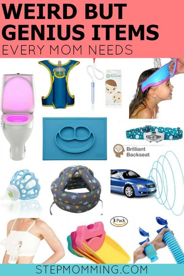 Weird but Genius Items Every Mom Needs | Mom Hacks | Mommyhood