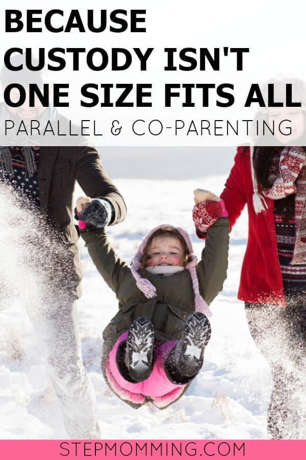 Because custody isn't one size fits all: The differences between co-parenting and parallel parenting | Different shared parenting styles | How to share custody of kids after divorce