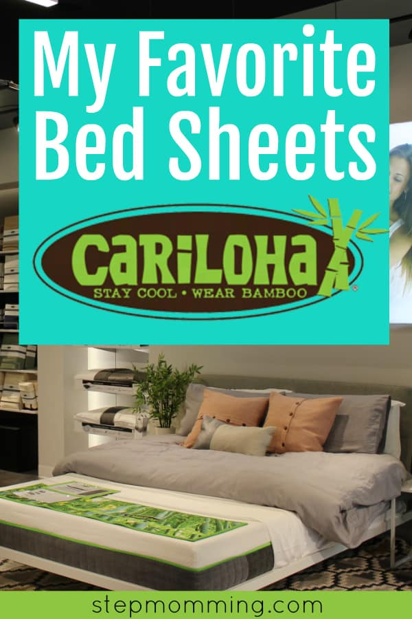 My Favorite Bed Sheets Cariloha Bed Sheets | Bamboo Bedding | Cariloha Bedding | Cariloha Bedsheets | Bamboo Bedsheets