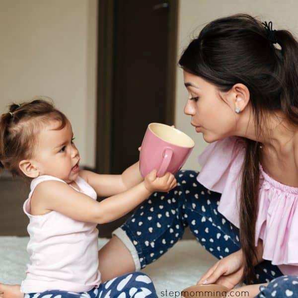 Under Five and Childless Stepmoms