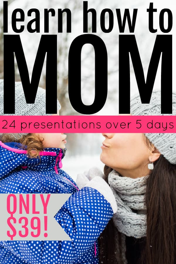 Learn How to Mom | Parenthood Seminar | Motherhood Seminar | Motherhood Virtual Summit | Parenthood tips | Momming Tips