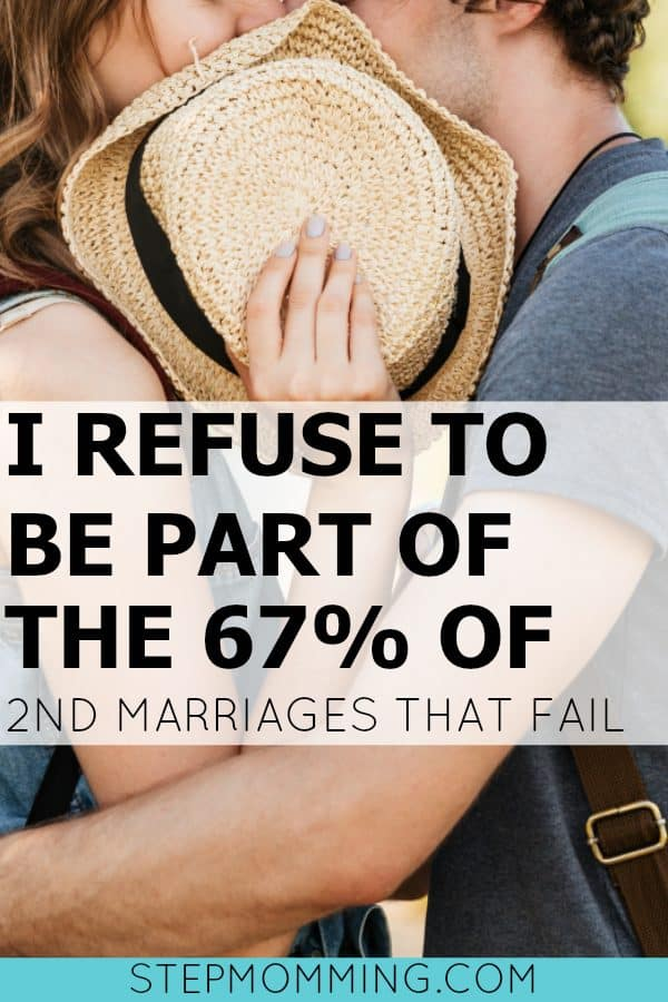 I Refuse to be Part of the 67% | Stepcoupling | Stepcouple | Stepfamiy | Stepmom Resources | Stepmom Support | Stepmom Marriage | How to Stepcouple |How to Beat the Odds if You're Married to a Divorcee