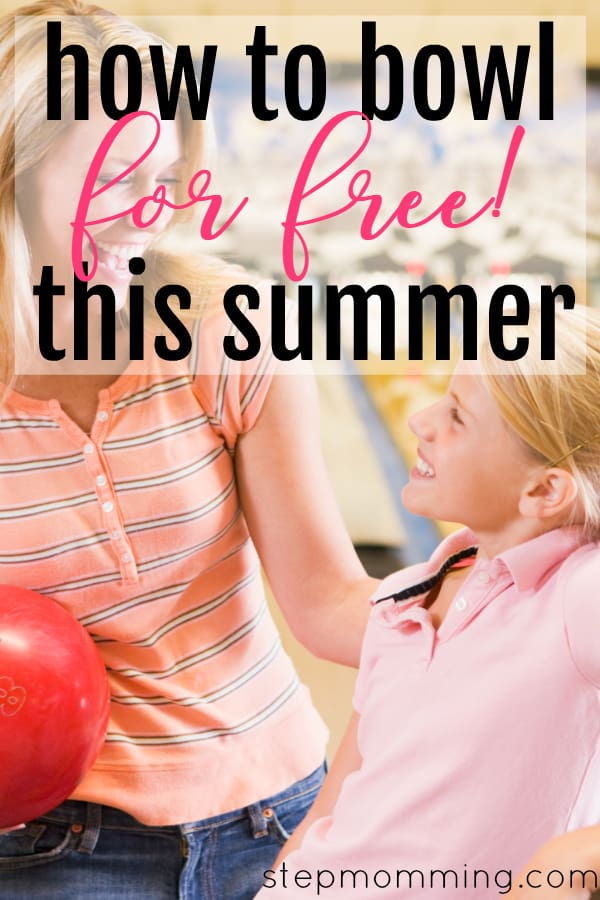 Kids Bowl Free This Summer | Inexpensive Kids Summer Activities | How To Bowl For Free This Summer | Kids Bowling Hack