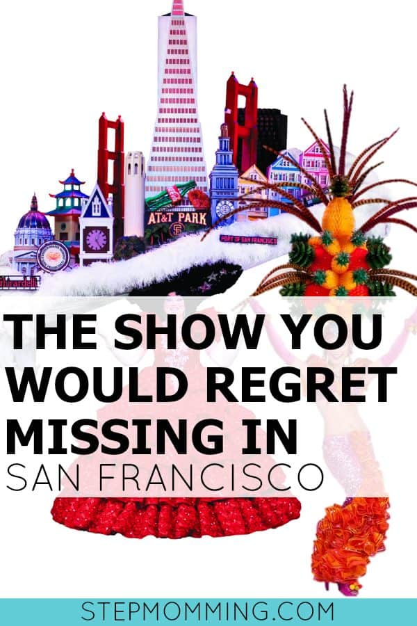 The Show You Would Regret Missing in San Francisco | Beach Blanket Babylon Review | San Francisco Travel | What to do in San Francisco | San Francisco Entertainment | Date Night in San Francisco
