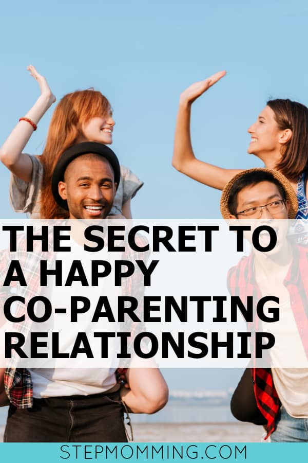 The Secret to a Happy Co-Parenting Relationship | Co-Parenting Course | Shared Parenting Course | Life after Divorce with Kids | Child Custody | Stepmom Help