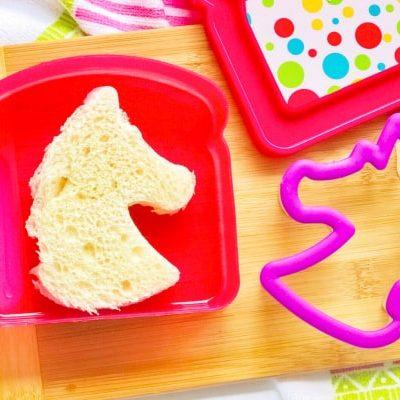 The Perfect Lunchbox Surprise: Unicorn Sandwiches