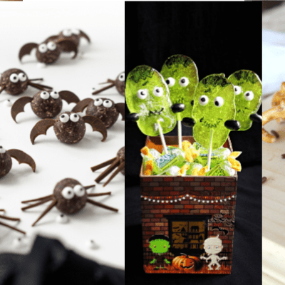 Halloween Treats: All You Can Eat!