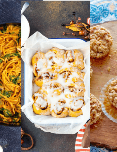 50+ Pumpkin Recipes: Happy Fall Y'all