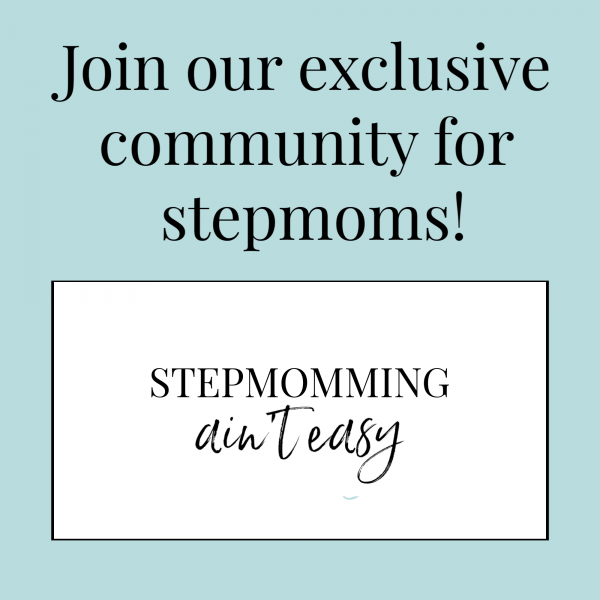 Join our stepmom support group on Facebook!