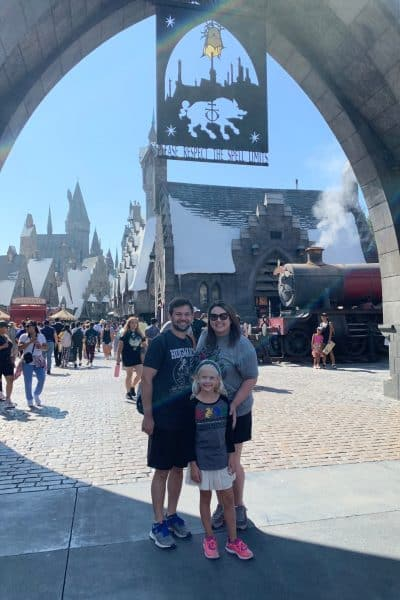 What Universal Studios Hollywood Reminded Me about Stepmomming